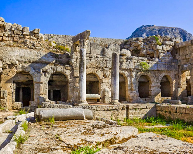 Athens & Corinth Full Day Tour