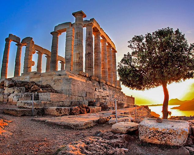 Athens & Sounion Full Day Tour