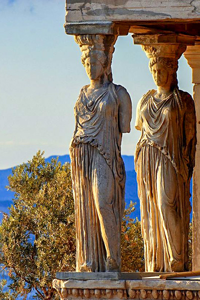Athens & Ancient Corinth Full Day Tour (dur. appr. 9-10 hrs)