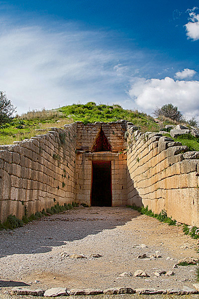 Argolis Full Day Private Tour (dur. appr. 9-10 hrs)(Corinth, Mycenae, Nafplio, Epidaurus)